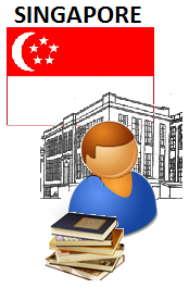 Foreign student in Sg School